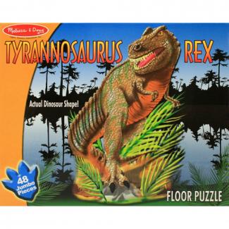 Puzzle dinosaurus