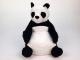 Plyšové křesílko Panda-3.jpg