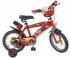 Dětská kola velikosti 14´´