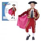 Toreador - dětský kostým