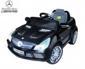 Elektrické auto MERCEDES-BENZ SL 65 AMG černý
