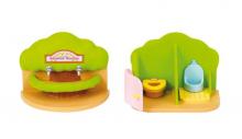 Přenosná toaleta a umývárka pro školky