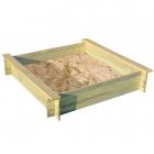 Pískoviště dřevěné