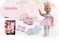 Panenka balerínka Giselle