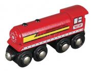 Maxim Parní lokomotiva červená