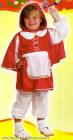 Červená karkulka - dětský kostým
