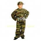 Voják s kšiltovkou - dětský kostým