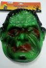 Maska karnevalová - Hulk