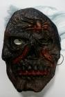 Maska karnevalová - Čarodějnice černá