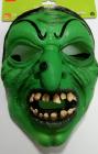 Maska karnevalová - Čarodějnice zlá