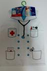 Doktorka - dětský kostým