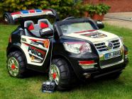 Elektrické auto Džíp Policie NYCity