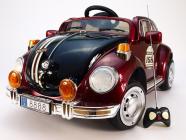 Elektrické auto brouk s otvíracími dveřmi, metalízou, DO
