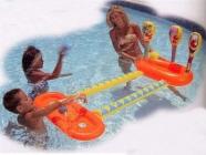 Hra do bazénu - Klaun