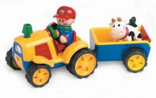 Traktor pro první přátele - TOLO