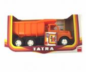 Auto Tatra 148 oranžové 30 cm