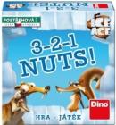 3-2-1 NUTS! Ořech!