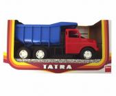 Auto Tatra 148 červeno-modrá 30 cm