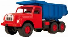 Auto Tatra 148 červeno modré