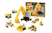 LaQ Hobby Kit Silná auta