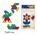 LaQ Try 60 Plain