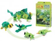 LaQ Mini Kit Chameleon