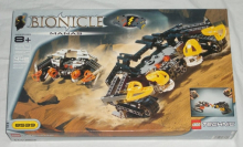 Lego 8539 Technic Bionicle Manas