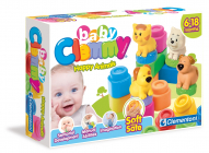Clemmy baby - Zvířátka a barevné kostky