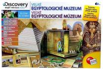 Discovery: Velké Egyptologické muzeum