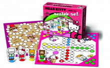 Hello Kitty, nezlob se + další hra