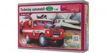 MS 03 - Technický automobil Land Rover