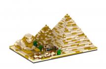 Diamond Blocks Egyptská pyramida
