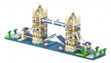 Diamond Blocks Britain Tower Bridge