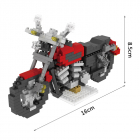 Particles Blocks-Motorcycle 043