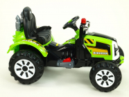 Elektrický traktor Kingdom - zelený