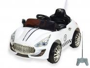 Elektrické autíčko s DO moderní bílé