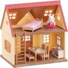 Základní patrový dům s příslušenstvím 2