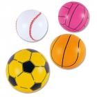 Nafukovací míč 3 druhy sportů 41 cm