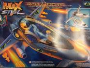 Max Steel Mx25 Attack Jet
