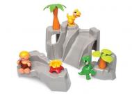 První přátelé - dinosauří svět