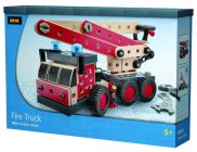 Brio Builder hasičský jeřáb