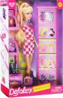 Panenka Lucy v butiku