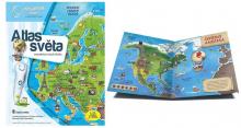 Kouzelné čtení - Kniha Atlas světa