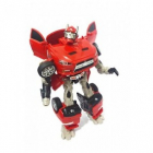 Robot X Formers Mitsubishi červený