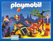 Playmobil 3822 Dětský zábavní park