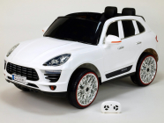 Elektrické auto SUV Kajene Sport NEW s 2.4G DO bílé