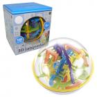 3D Magický labyrint 158 kroků