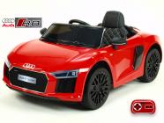Elektrické auto Audi R8 Spyder s 2.4G DO červené