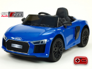 Elektrické auto Audi R8 Spyder s 2.4G DO modré