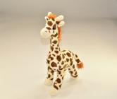Plyšová žirafa stojící 36 cm